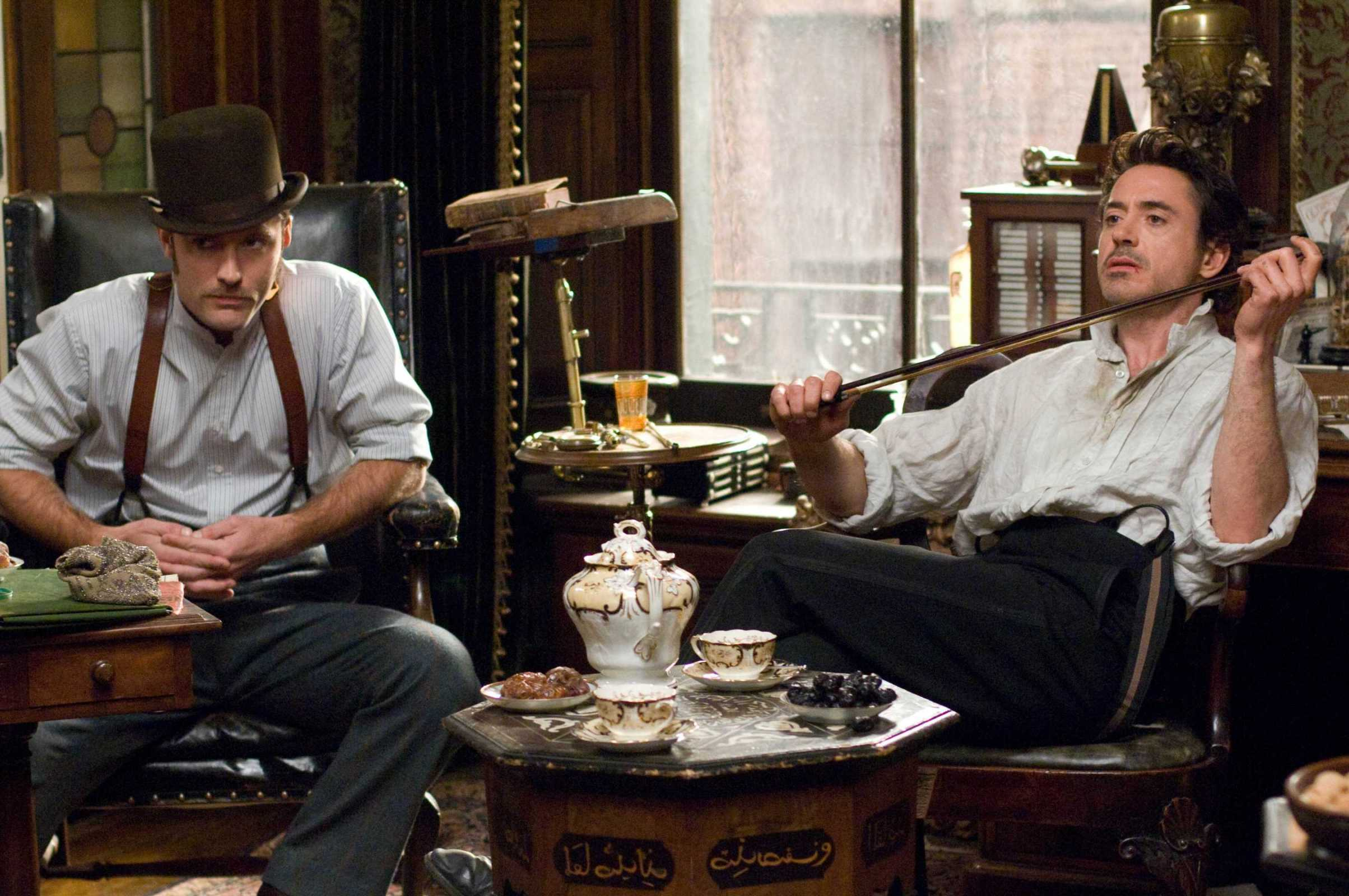 Movie Review: Sherlock Holmes (Dan's Take) | Andy @ The Movies