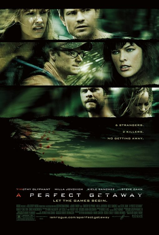 Movie Review: A Perfect Getaway: B