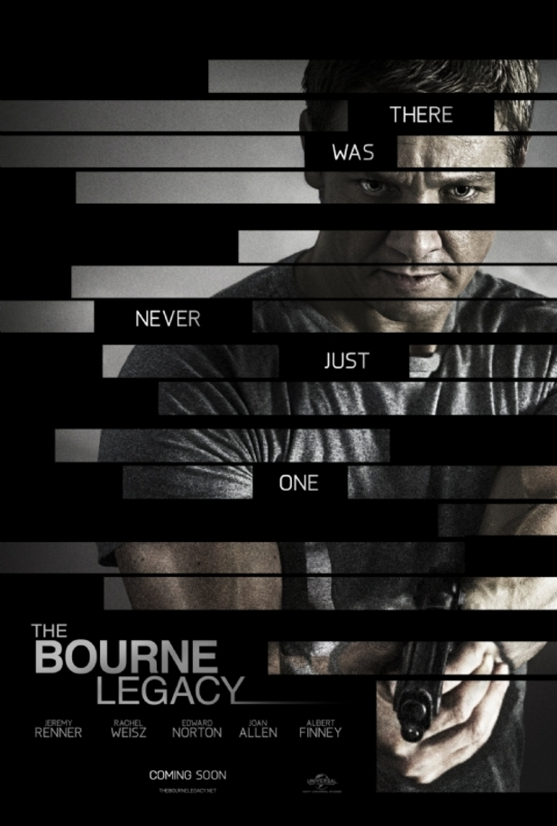 Matt Who? Jeremy Renner and The Bourne Legacy Look Awesome!