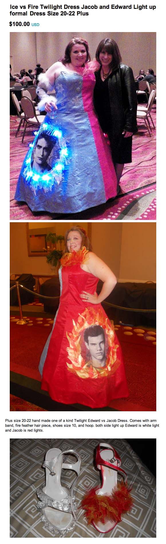 Twilight Prom Dress Unmitigated Proof the Apocalypse is Nigh