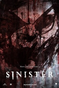 Sinister Have You Seen Him Poster