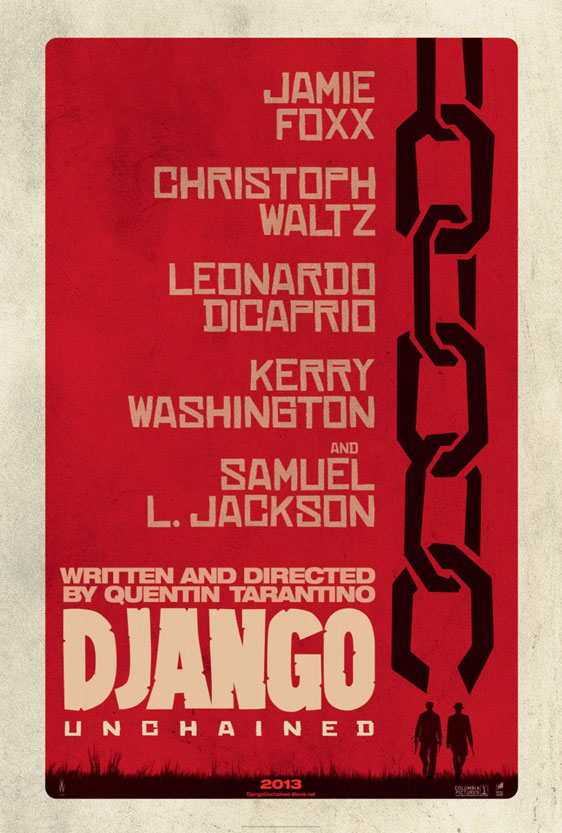 Foxx, DiCaprio and Waltz Look Like Oscar Triple Threat in New Django Unchained Trailer