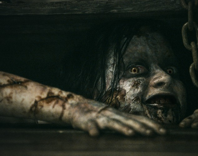 THE EVIL DEAD REMAKE REDBAND TRAILER IS GOOEY AND GROSS