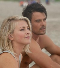 SAFE HAVEN a Schmaltzy Tall Tale of Second Chances