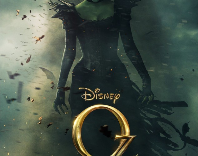 Andy Reviews OZ THE GREAT AND POWERFUL