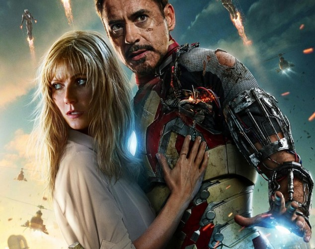 Check Out Andy's IRON MAN 3 Movie Review