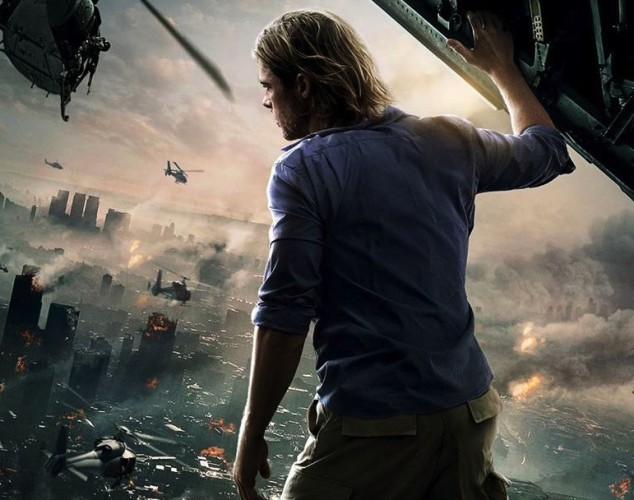 WORLD WAR Z: Low on Scares…High on Lame
