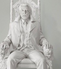 THE HUNGER GAMES: MOCKINGJAY – PART I Teased in President Snow's Icy Address to Panem