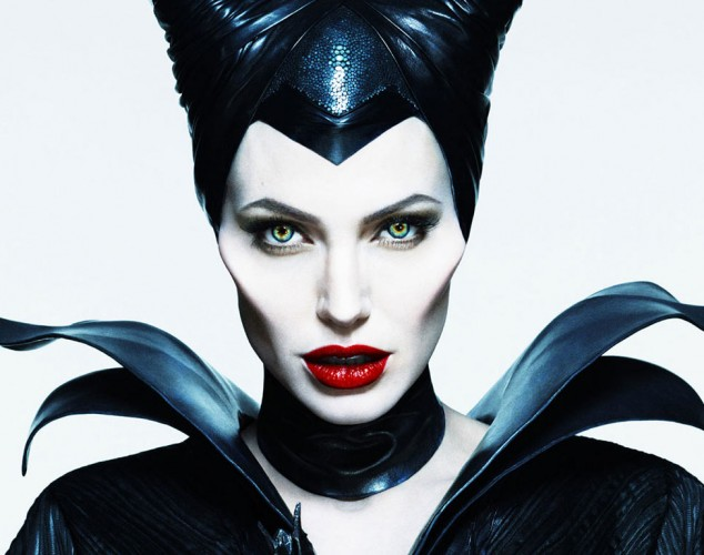 Angelina Jolie for Best Actress in MALEFICENT? Maybe!