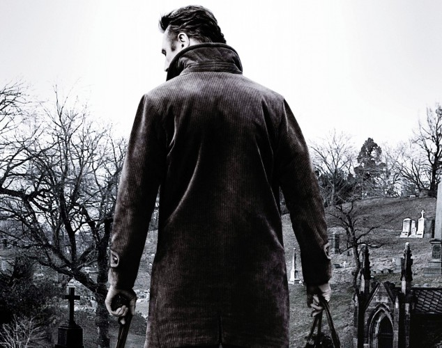 TOMBSTONES is a White-Knuckled, Clinched-Butt Thriller!